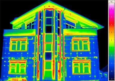 Inspecţie termografică şi de termoviziune